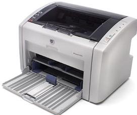 принтер HP LaserJet 1022