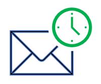 Отправка почты в определенное время
